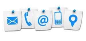 pictogrammen voor contact 06-49423660