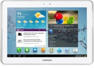 Galaxy Tab 2 10.1 P5100 maken in Gouda