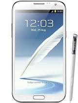 Galaxy Note 2 maken