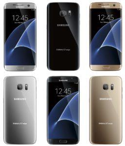 Galaxy S7 Edge Repareren.